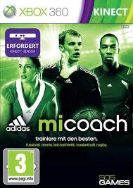 Adidas miCoach xbox360