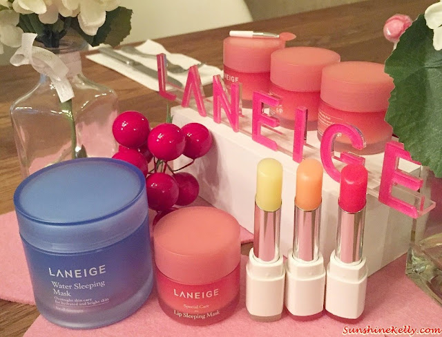Laneige New Water Drop Tinted Lip Balm, Laneige Malaysia, Laneige, Water Drop Tinted Lip Balm, Laneige Lip Balm