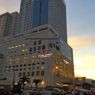 ,St Giles Wembley, Penang Island Hotels
