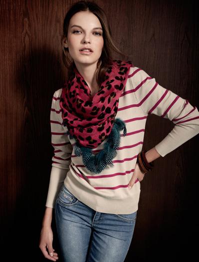 foulard mujer