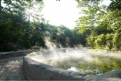 Sungai Klah Hot Springs