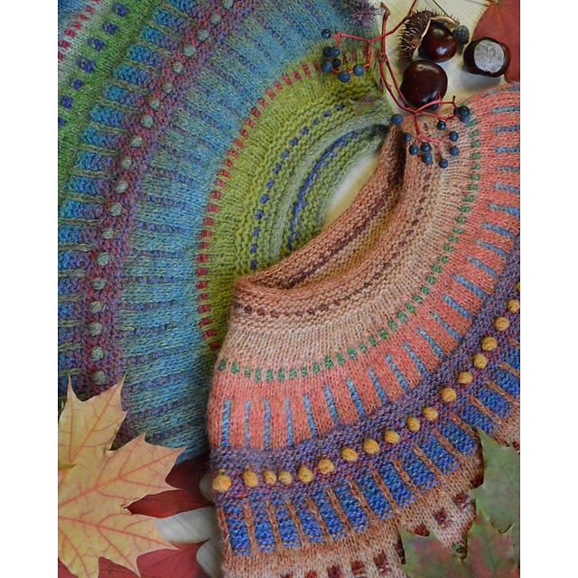 Вязание из пряжи дундага