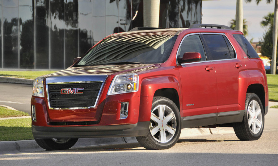 Cool Car Wallpapers Gmc Terrain 2012