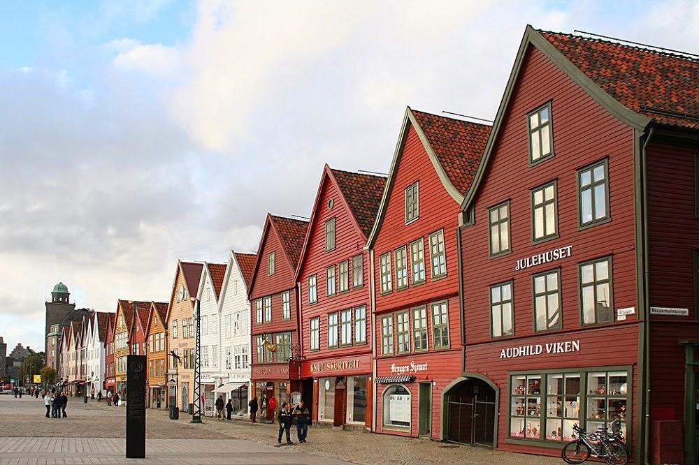 Norway Streets