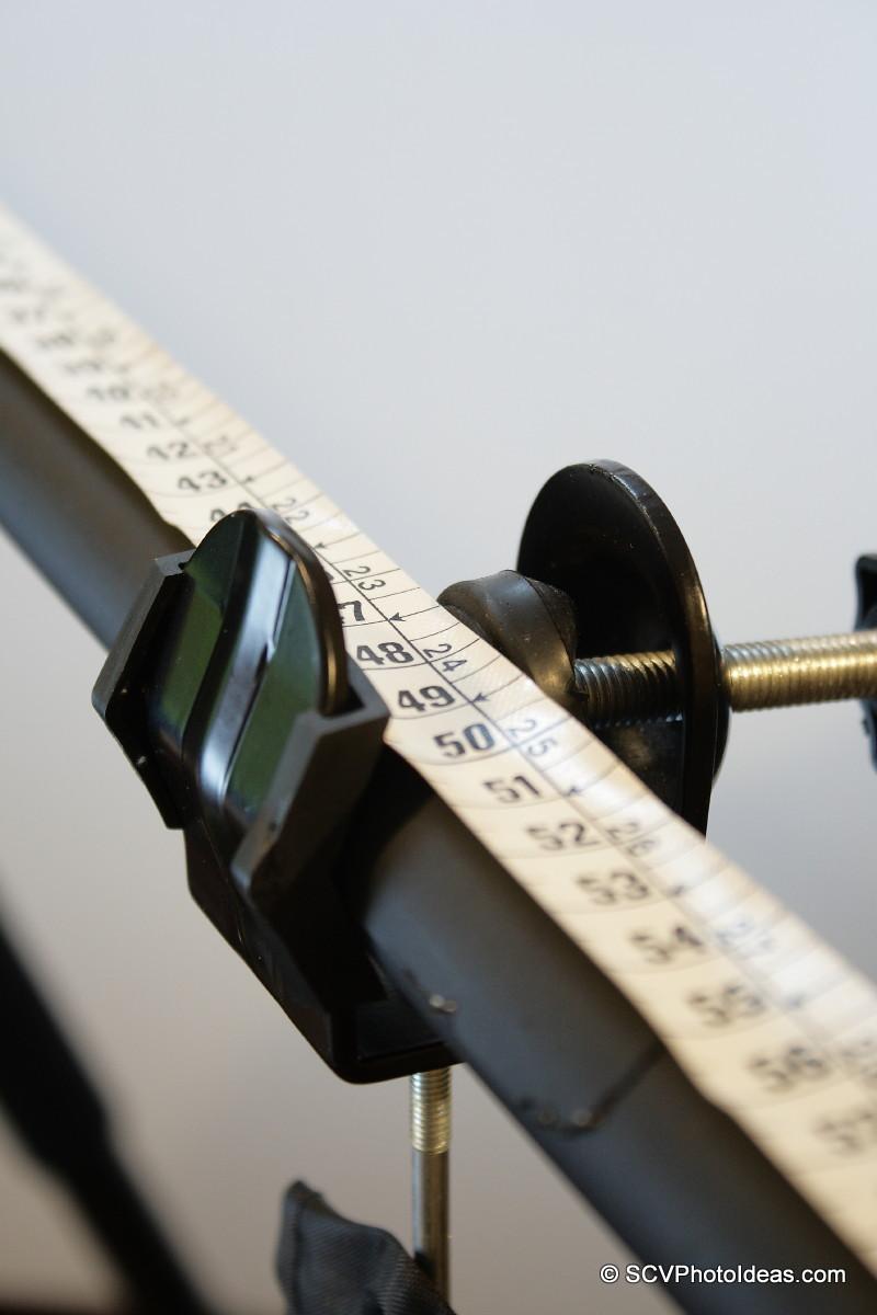 Maximum distance measurment