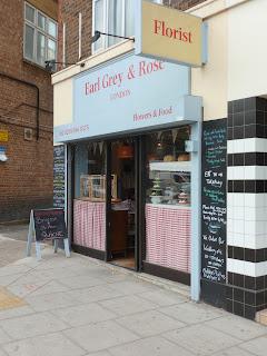 Earl Grey and Rose, Streatham