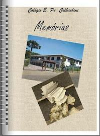 Escreva sua página no livro das Memórias do Colbachini