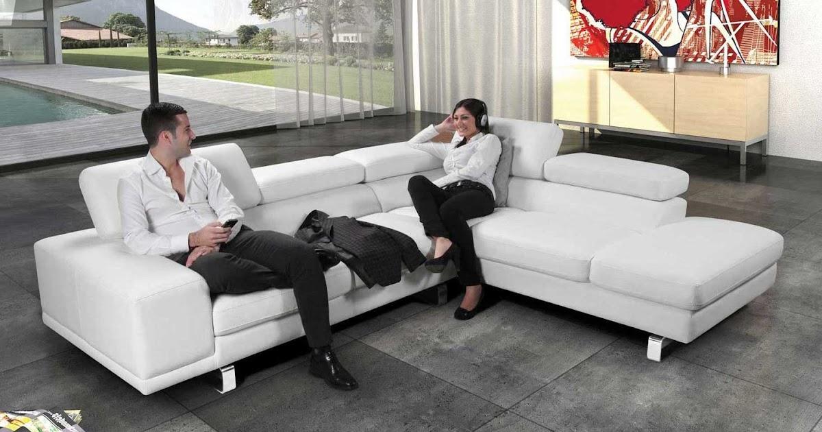Seduta d 39 arte divano lennon idea arredo - Devo buttare un divano ...