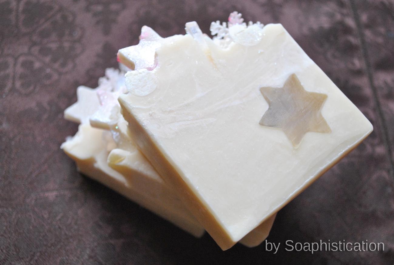 Soaphistication: Weihnachtsseifen