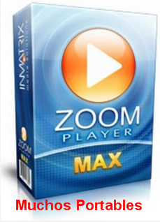 Zoom Player Home MAX Portable