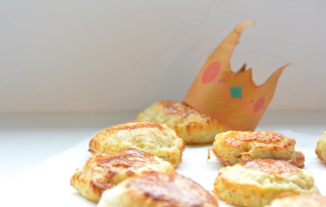 Mini-galettes des Rois Choco-noisette