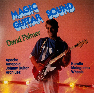 David Palmer: Magic Guitar Sound (1986)