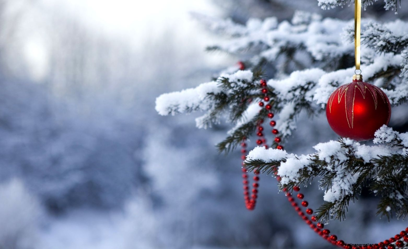 Christmas Wallpapers Snow | Wallpaper Gallery