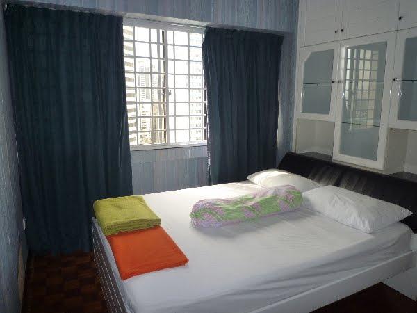 Sewa Apartemen Harian Di Singapore 2013