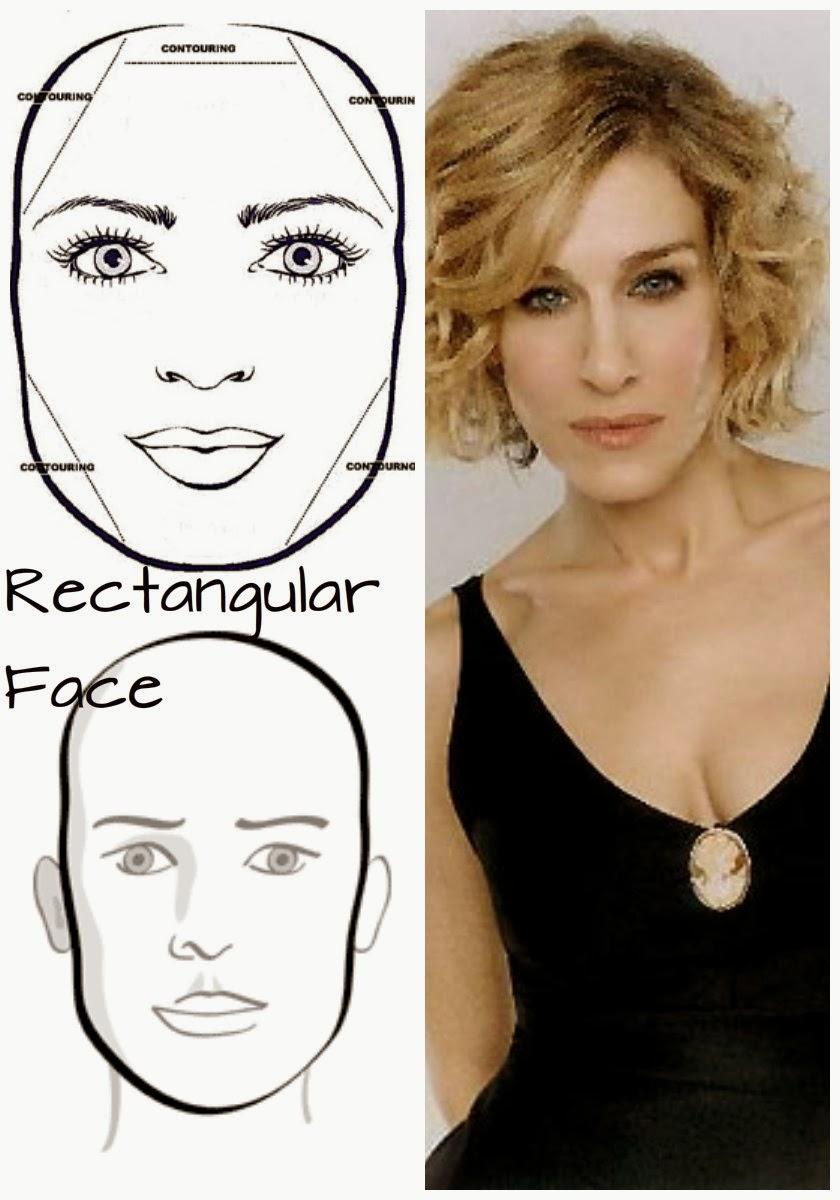 Hairstyles Rectangular Faces : Rectangular Face Shapejpg to download Rectangular Face Shapejpg just ...