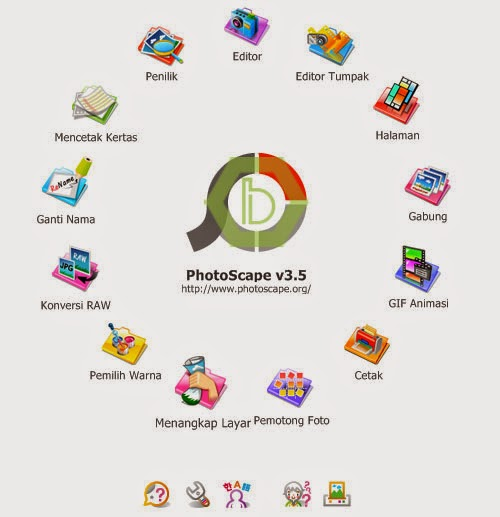 Download Photoscape Terbaru Gratis Aplikasi Edit Foto