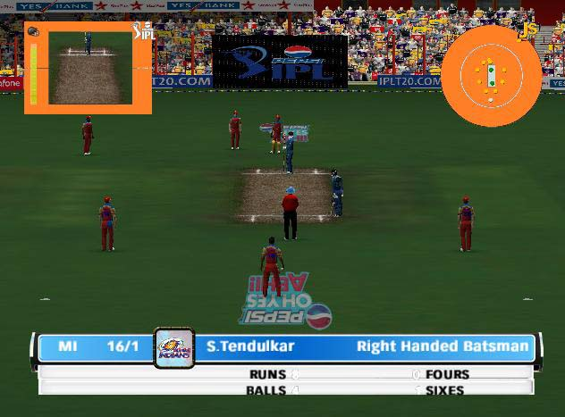 Pepsi IPL 6 Cricket Patch 2013 Js Studios New Screenshot