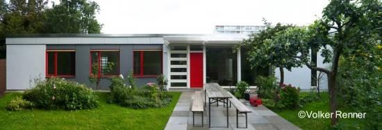 Residencia familiar de estilo arquitectónico Contemporáneo