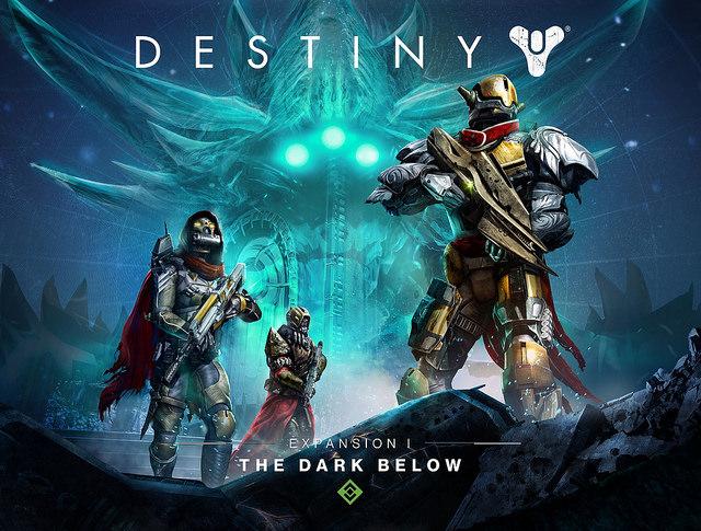 The Dark Below дестини