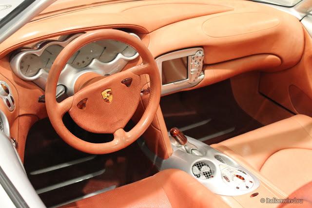 Прототип Porsche Boxster, 1992 г.