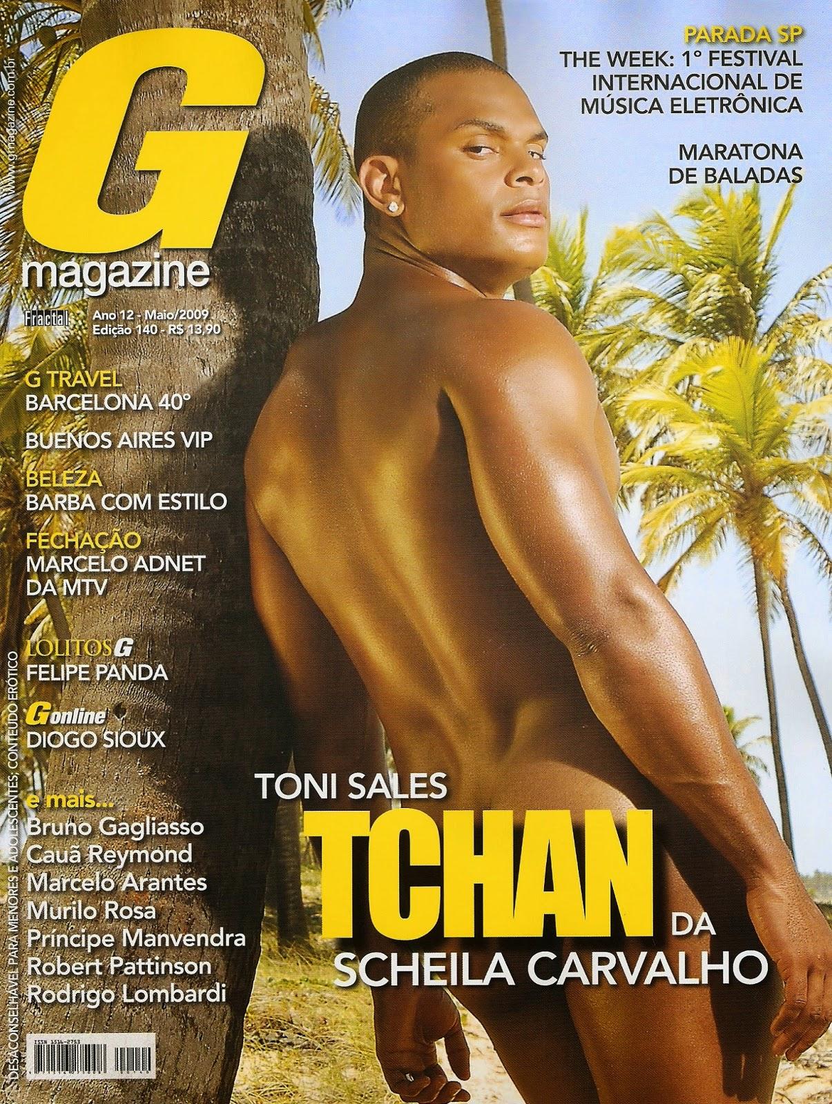 Veja Tony Salles Em Fotos Nu Na G Magazine O Marido Infiel De