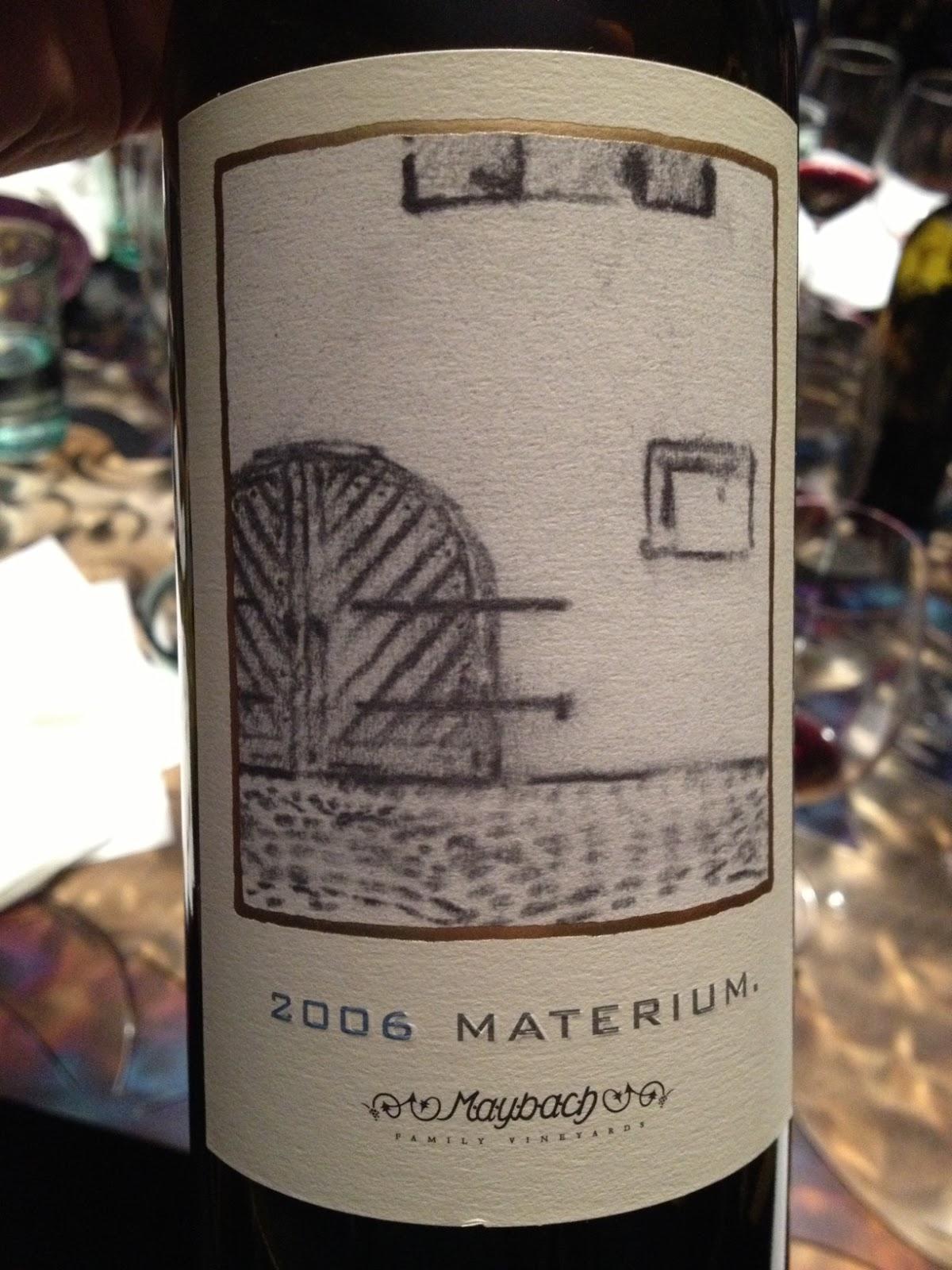 Wine 3 2002 Quilceda Creek Columbia Valley AVA 4 2006 Ovid Napa D786