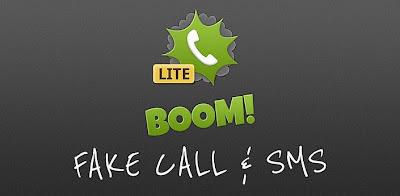BOOM! Fake call and SMS v1.2 APK PRO VERSION