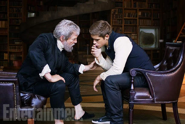 The Giver and Joans