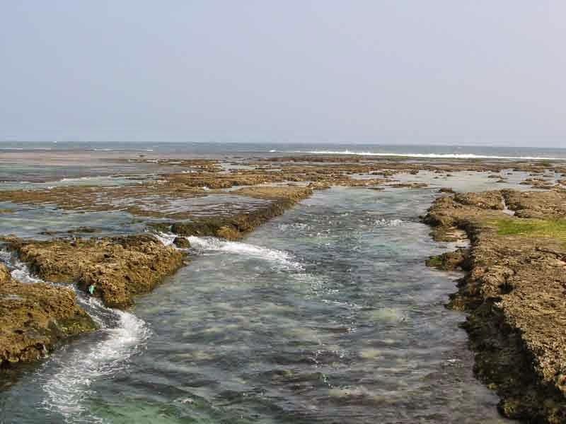 santolo beach cilauteureun