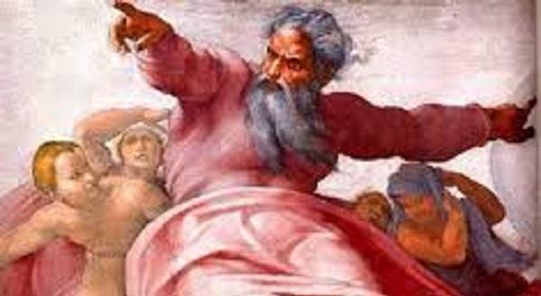 Ποιος θεός έφτιαξε τον κόσμο που ζούμε;