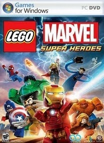 LEGO Marvel Super Heroes FLT For PC logo cover by jembercyber.blogspot.com