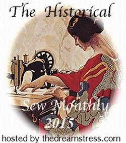 Historical Sew-Monthly 2015