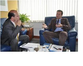 COLOMBIA Y AUSTRIA UNIDOS CONTRA LA CORRUPCIÓN