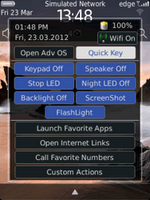 Advance OS and LED 13.1.1 for Blackberry