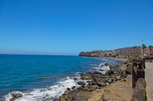 Gran Canaria, Bahia Feliz,wakacje