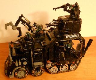 maqueta citadel de warhammer