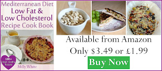 Low Fat and Low Cholesterol Cookbook
