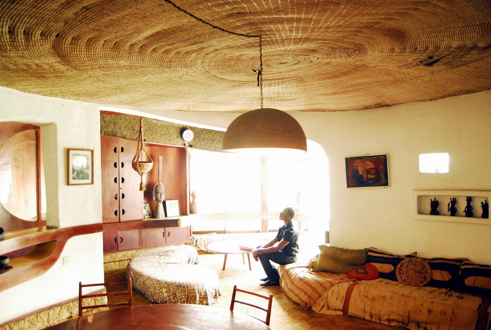 Architecture in Africa, African modernist interior