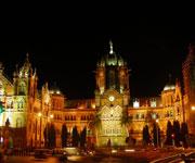Victorian Gothic Revival Chhatrapati Shivaji Terminus