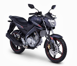 new vixion lightning 2014 Black Bolt