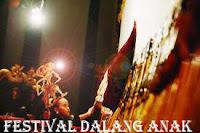 festival dalang anak 2011 | parade festival dalang tingkat nasional 2011
