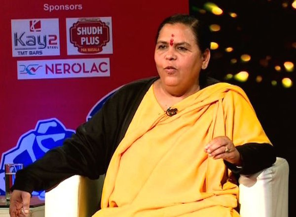Union Minister and BJP leader Uma Bharti warned Bollywood actors Shah Rukh, Aamir and Saif Ali Khans on Saturday, asking them to focus on their profession and not play politics.  She also said hey had hurt India's image with their statements.   Shahrukh and Aamir have been in hot water with their remarks on intolerance. But Saif, who has not spoken on the subject, still got slammed.