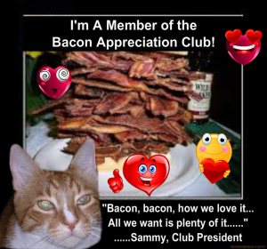 Bacon Appreciation Club