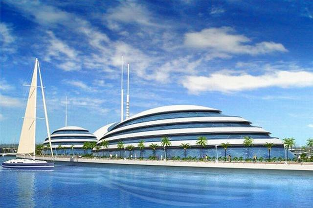 Luxury Resort - Amphibious 1000 - In Qatar | Funnilogy
