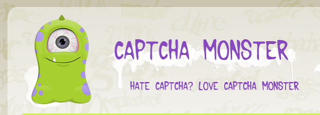 How to Solve CAPTCHA(s) Automatically Captcha-monster