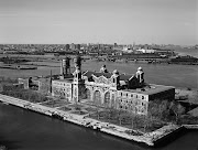 Ellis Island Prior to Restoration (woodwindows)