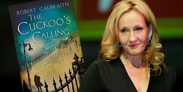 La autora de Harry Potter escribió una novela bajo seudónimo 0001176689