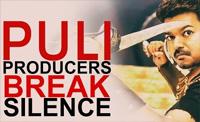 PULI Producers break SILENCE to clarify VIJAY'S reaction, IT RAID & SRIDEVI Issue!