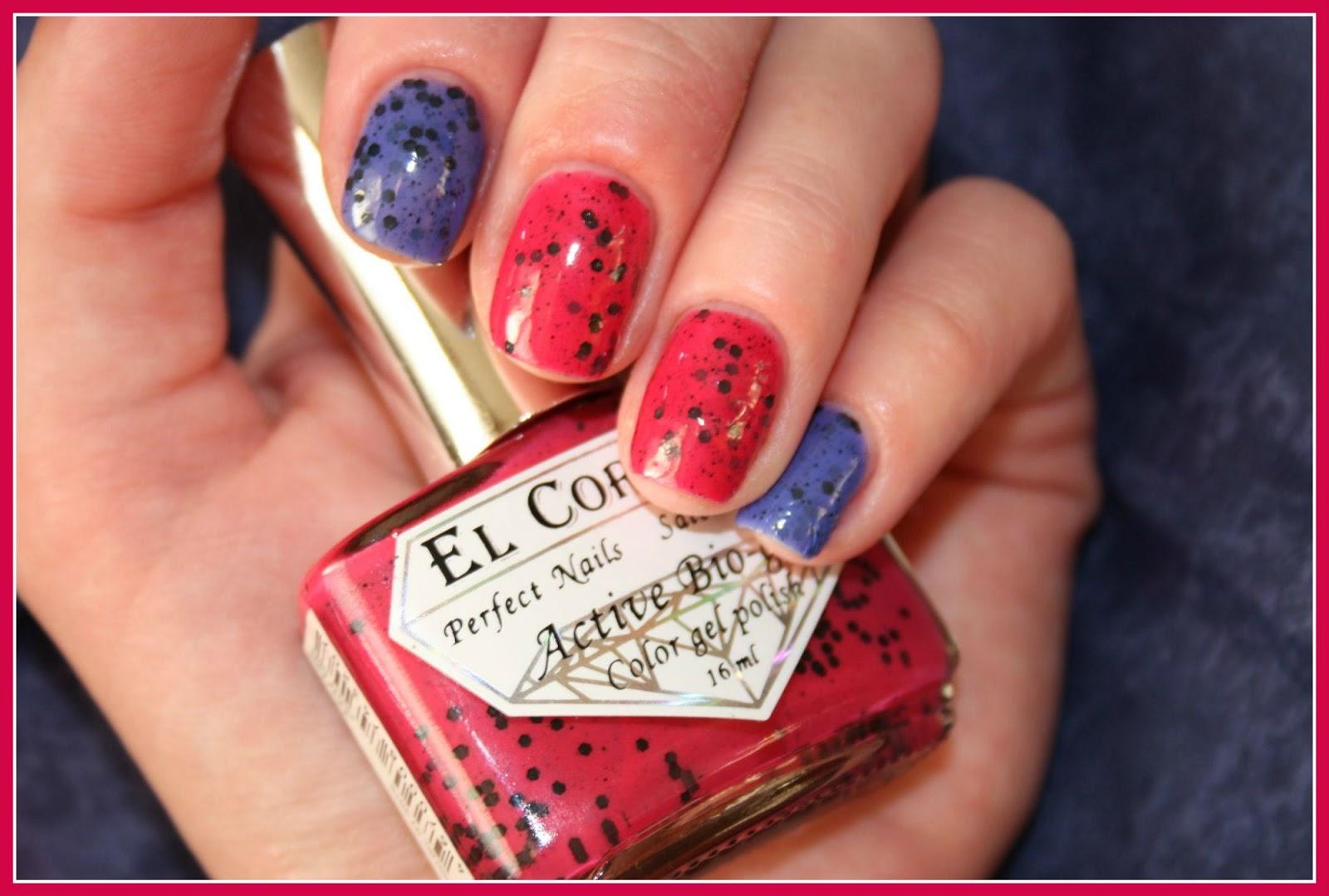 Ногти накрашены по феншую фото