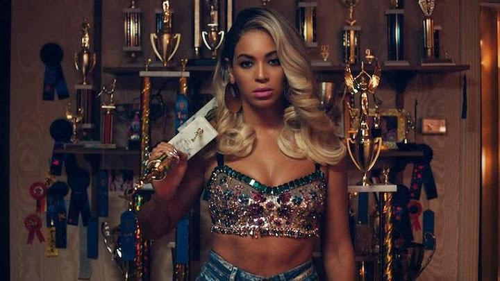Beyonce trophies